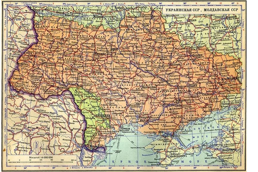 Акты 1954 г о передаче Крыма…