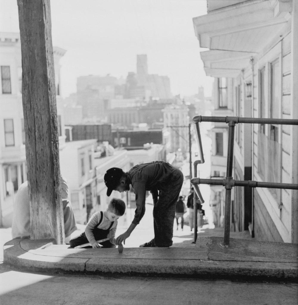 San-Frantsisko-ulichnye-fotografii-1940-50-godov-Freda-Liona 26