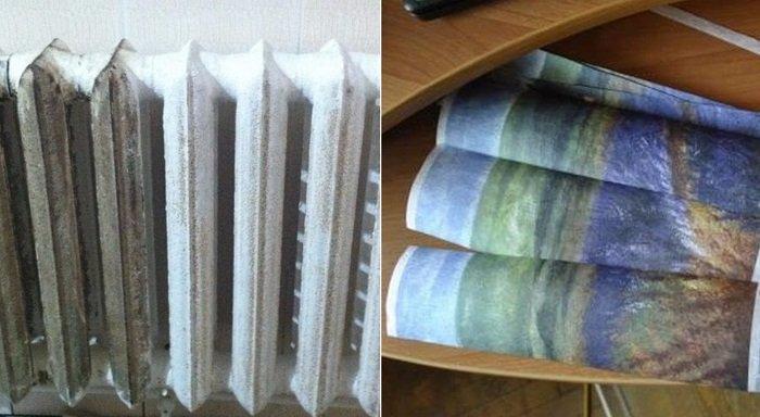 Как сделать радиатор отопления красивым