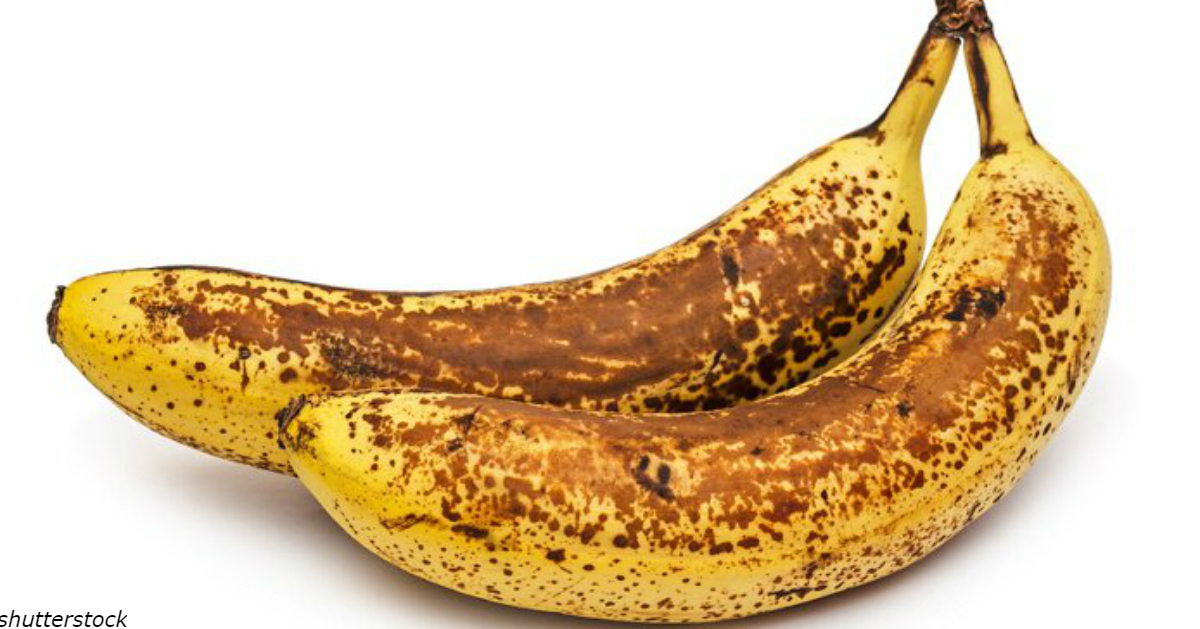 Банан гнилой внутри картинка