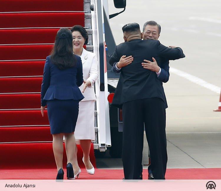 Переговоры в Пхеньяне