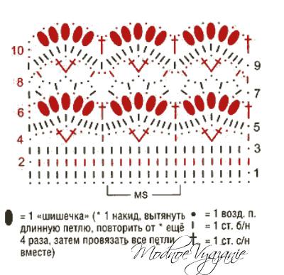 uzor-krjuchkom-rakushki-iz-pyshnyh-stolbikov_1 (400x388, 136Kb)
