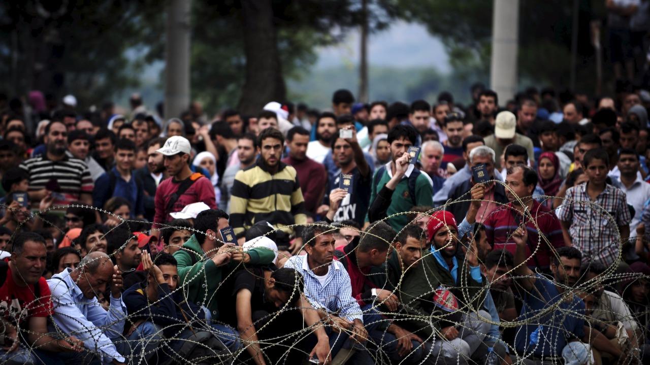 СМИ: более 34 тысяч беженцев погибли на пути в ЕС