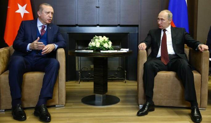 Путин и Эрдоган приструнили …