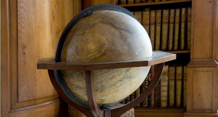 Как выглядит самый старый глобус в мире история