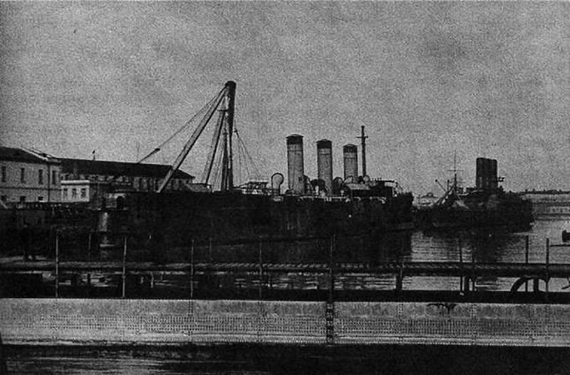 Судостроительный завод имени 61 коммунара. Эскадренный броненосец «Князь Потёмкин-Таврический»  вмф