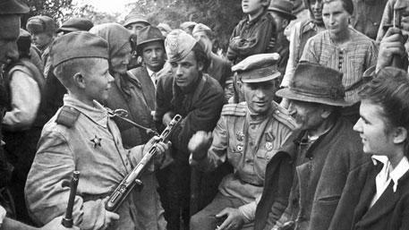 Неизвестный пионер-герой Алёша:  в одиночку на батальон фашистов