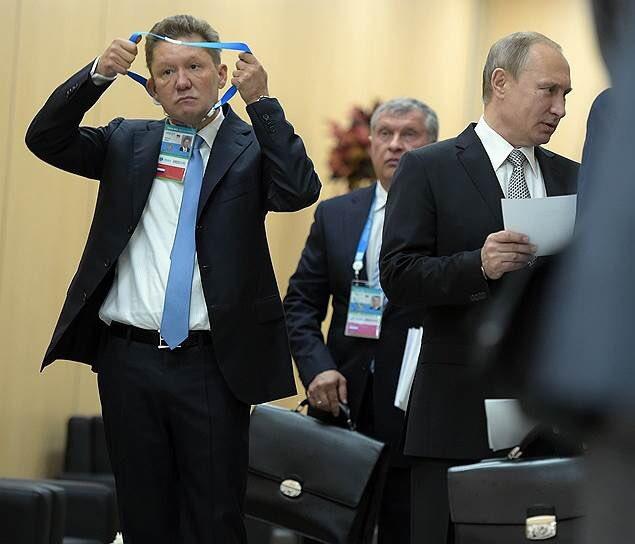 """Через три года общая сумма долга """"Газпрома"""" может достичь 4,8 триллиона рублей"""