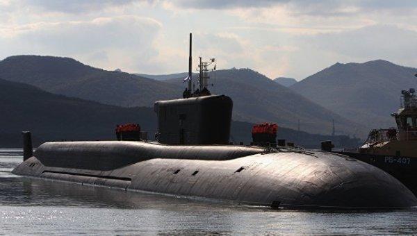Подводные силы ВМФ: океанска…