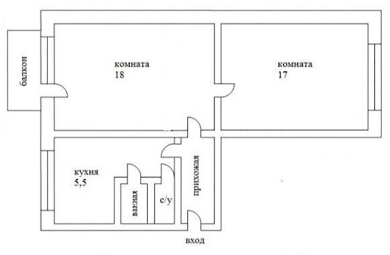 Проходная и запроходная: все, что нужно знать о смежных комнатах интерьер и дизайн,ремонт и строительство