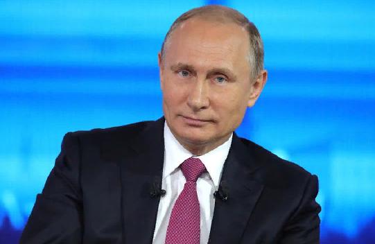 Александр Роджерс: Бунт во главе с Путиным