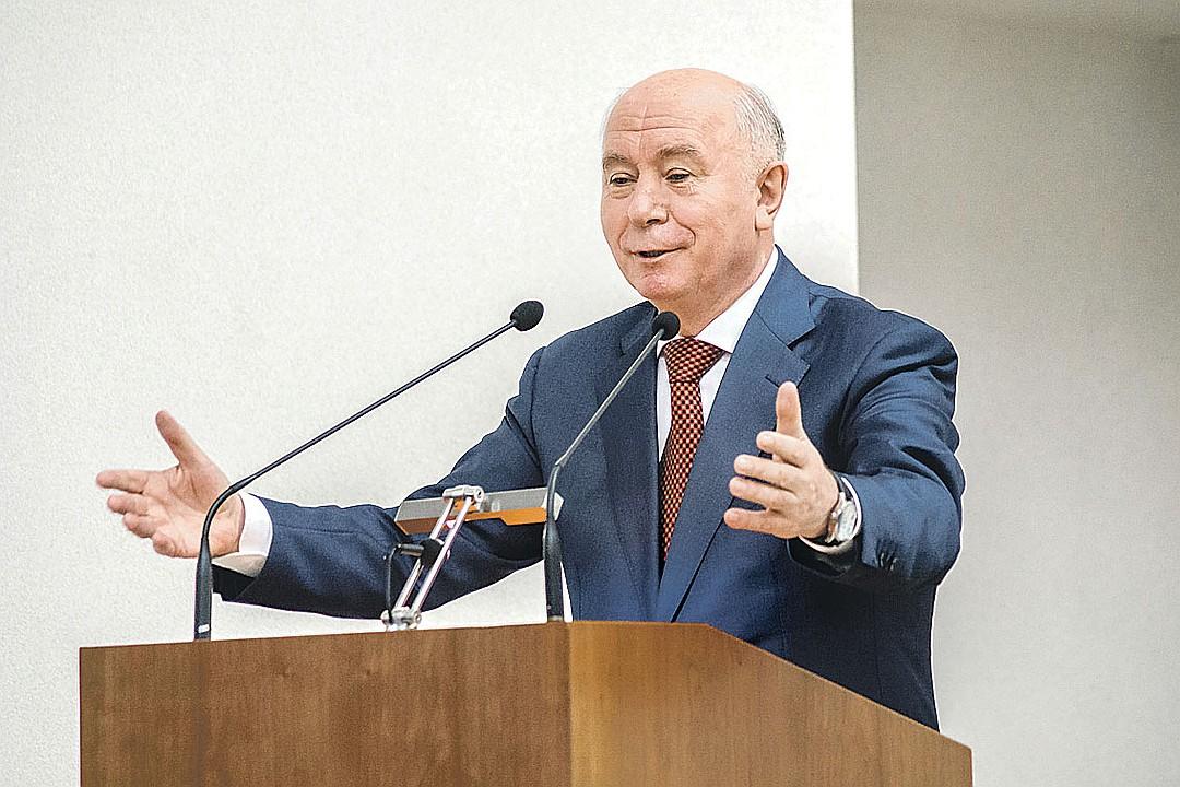 Николай Меркушкин. Фото: Светлана МАКОВЕЕВА