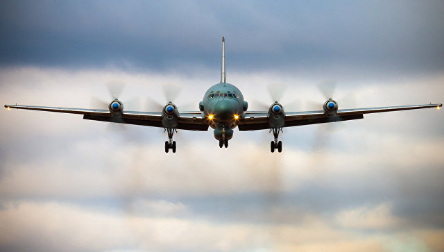 США выразили России соболезнования в связи с крушением Ил-20