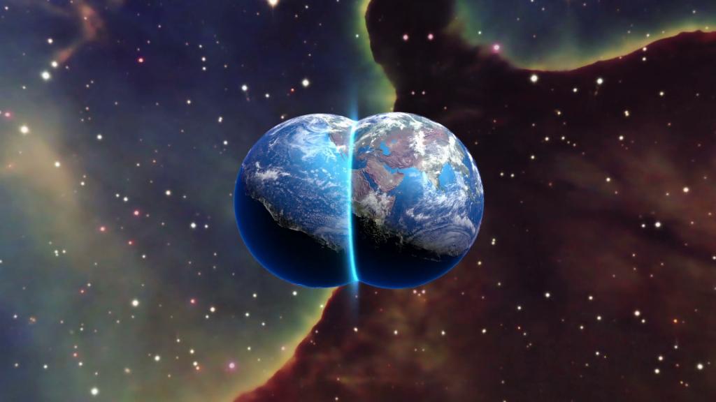 Пришельцы могут скрываться в параллельных мирах