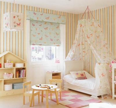 Фэн-шуй  детской  комнаты : советы