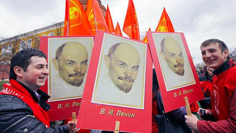 Жириновский призвал арестовать коммунистов, если они соберутся у мавзолея в юбилей Ленина Политика
