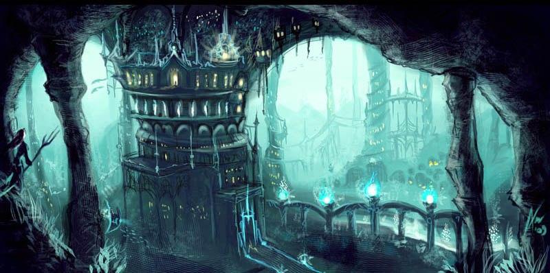 Тайны подземных цивилизаций