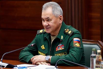 Шойгу ответил на слухи о планах России присоединить Казахстан Россия