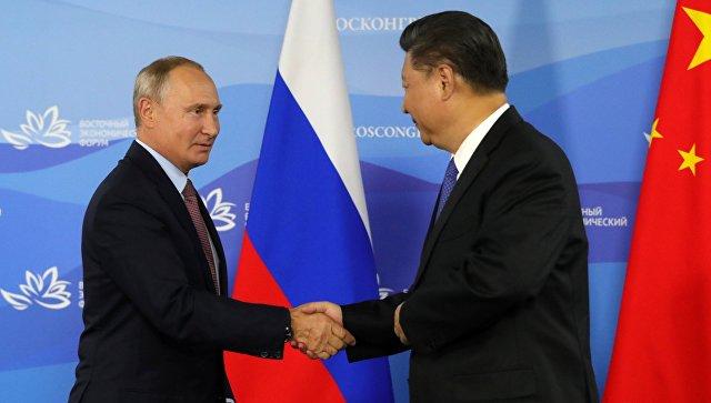 Во Владивостоке Путин обсудил с Китаем начало гибридной войны с США