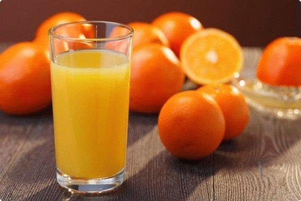 сок цитрусовых и поджелудочная железа