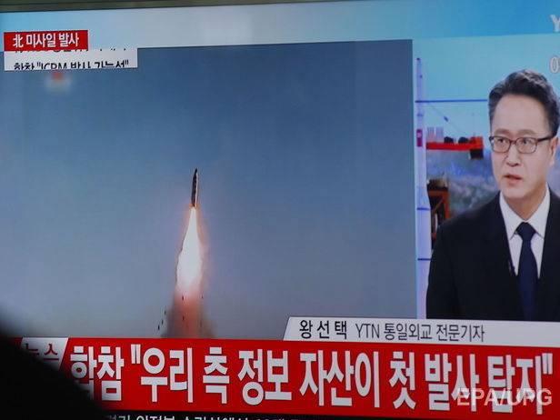 Вашингтон будет усиливать давление на Пхеньян