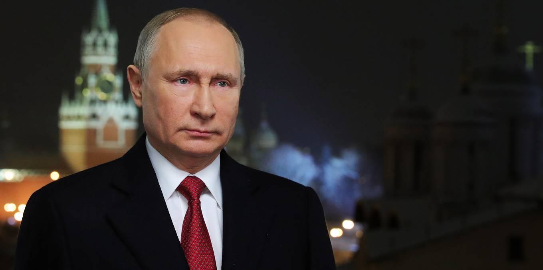 Спойлер: Новогоднее обращение Владимира Путина к россиянам 2021,Новогоднее обращение,Путин