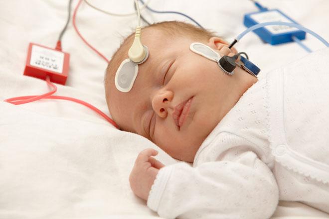 Первые анализы новорожденных