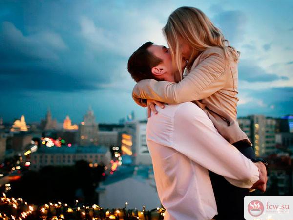 Создаем романтику для своей дамы сердца