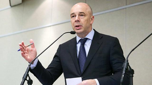 Силуанов: пенсии в 2019 г. вырастут на 1 тыс. рублей
