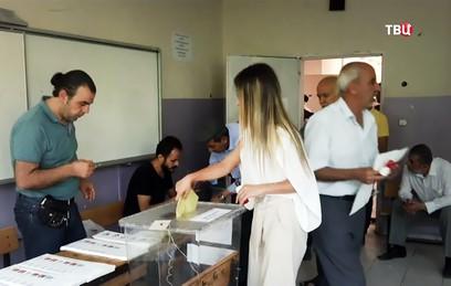 Победивший на выборах Эрдоган рассказал о курсе Турции