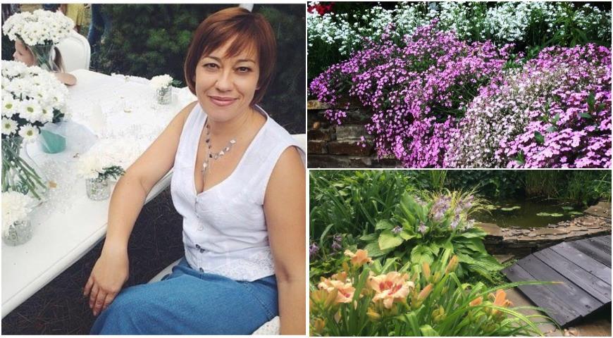 Сады России: коттеджный сад …