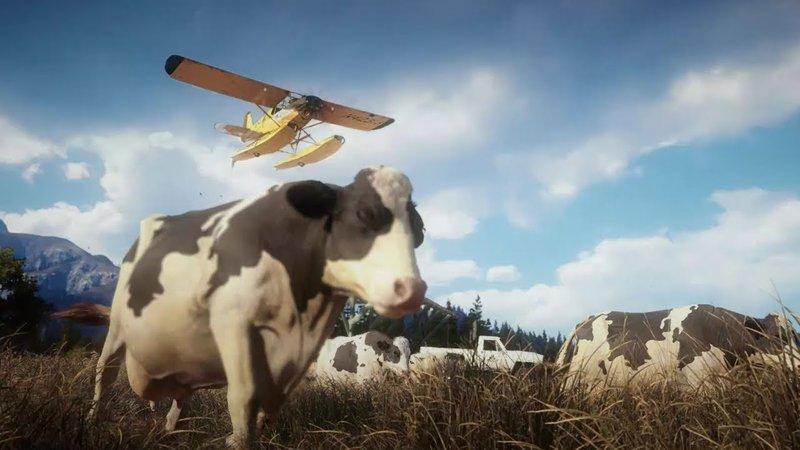 В Far Cry 5 будет секс животных
