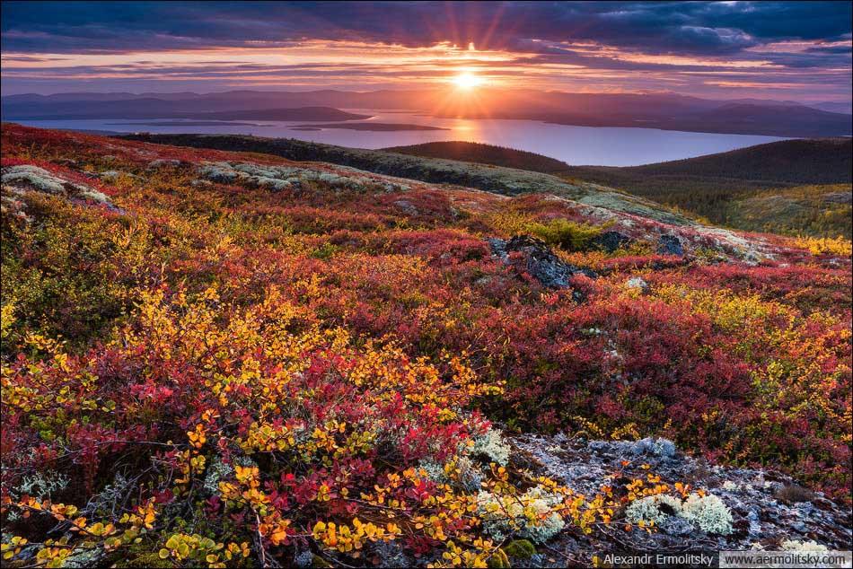 Александр Ермолицкий: красоты России