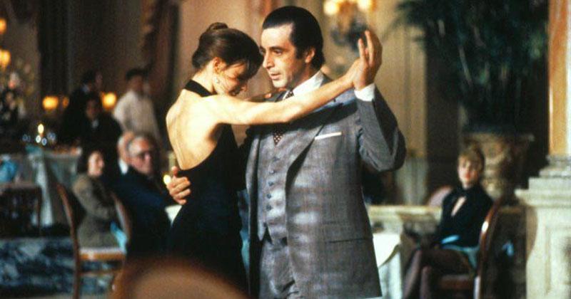А вы помните легендарное танго Аль Пачино из фильма «Запах женщины»? От этой пары глаз не оторвать!