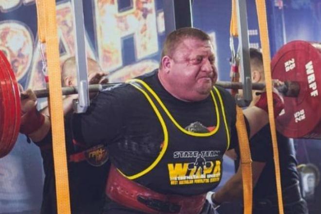 Присед с весом в полтонны: абсолютный рекорд Алхазова алхазов,Герои,здоровье,ММА,пауэрлифтинг,Россия,спортъ,тело,Тренинг,тренировка,фитнес