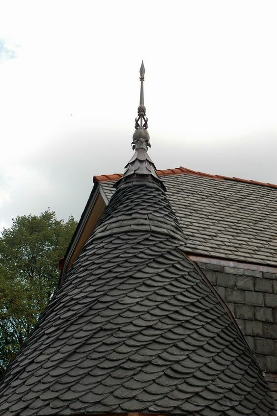 А у вас крыша какая-то поехавшая: 20 невероятных идей Материалы, Фабрика идей, интересное, красиво, крыши, необычное, стройка
