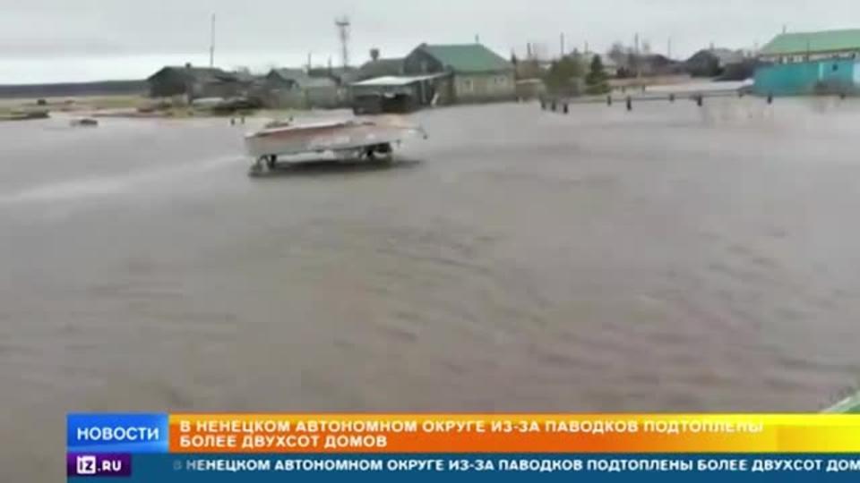 На юге России выпал снег