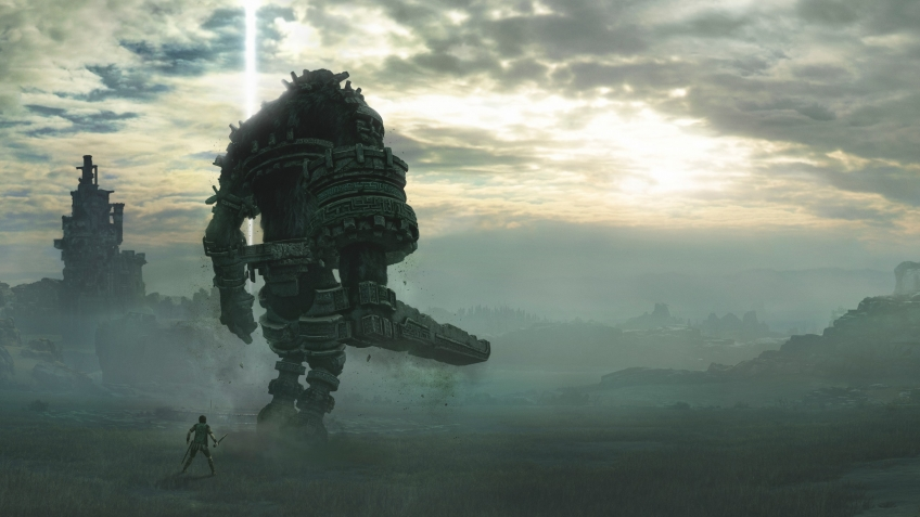 Обзор Shadow of the Colossus. Нестареющий гигант