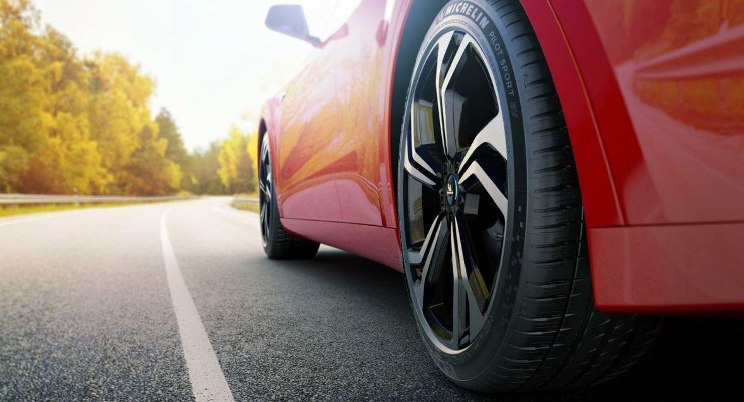 Michelin представил шины для электромобилей Автоновинки