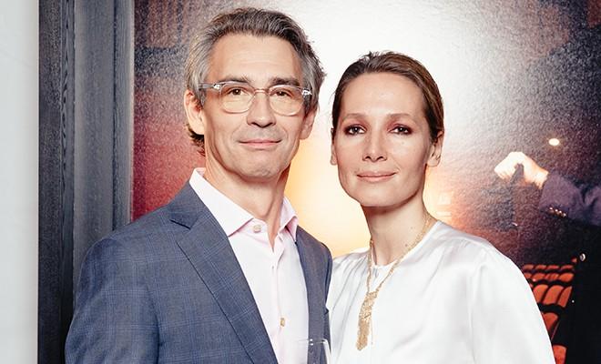 Дарья и Антон Златопольские,…