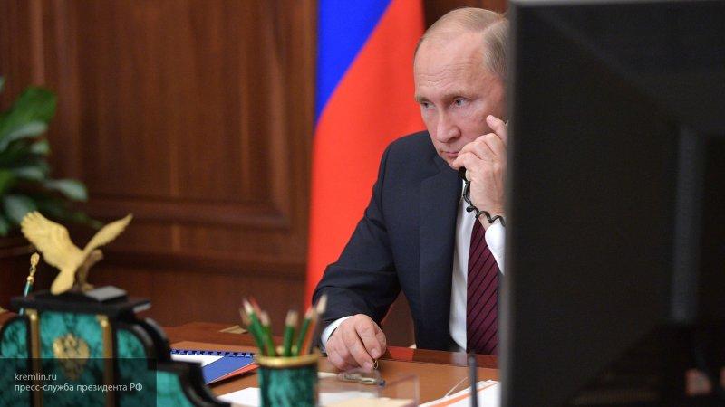 Путин и Асад обсудили по телефону соглашение по Идлибу и поставку Сирии С-300