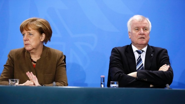 Глава МВД Германии оМеркель: Ябольше немогу работать сэтой женщиной