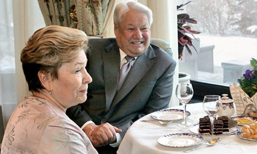«Ему веры нет»: Наина Ельцин…