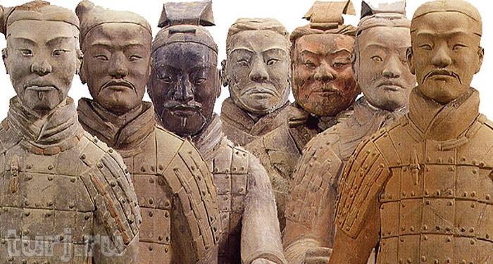 Армия големов и тайны пирамид Китая