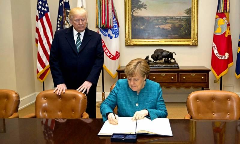 Почему Германия открыто сабо…