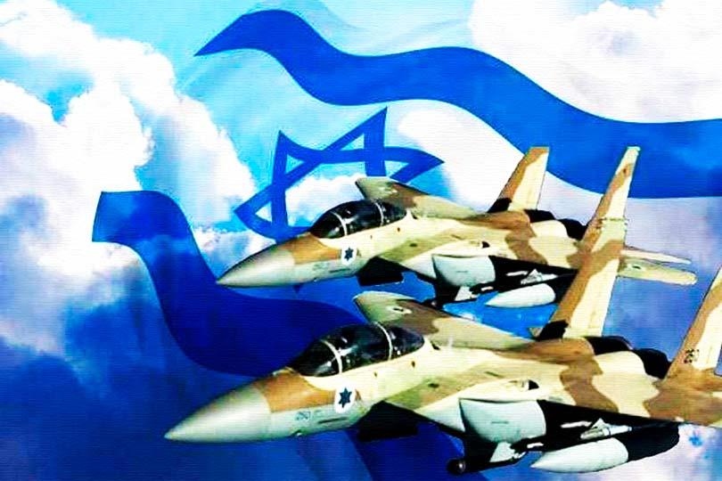 Израильское «сафари» в Сирии…