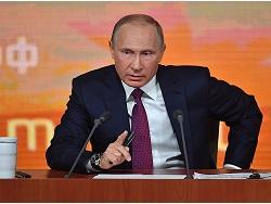 Ложный выбор Владимира Путина