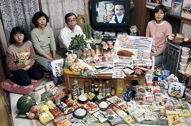 Как экономят в Японии: простые способы, которые сохраняют деньги в семье полезные советы