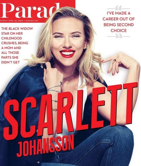 """Скарлетт Йоханнсон рассказала об отношениях с возлюбленным Колином Жостом: """"Мы не сходимся лишь в одном вопросе"""" Звезды,Звездные пары"""