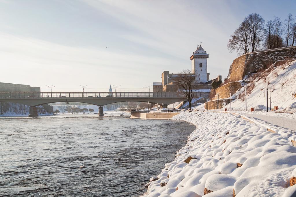 Как встречают русских в Эстонии?